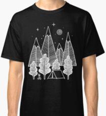 Camiseta clásica Camp Line