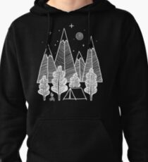 Camp Line Pullover Hoodie