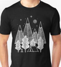 Camp Line Unisex T-Shirt