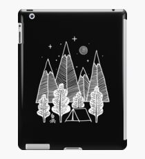 Camp Line iPad Case/Skin