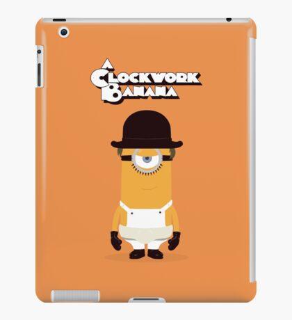 A Clockwork Banana iPad Case/Skin