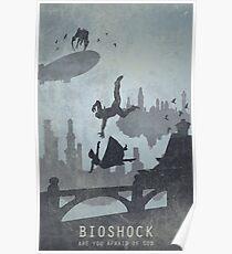 Bioshock Infinite Game Poster Poster