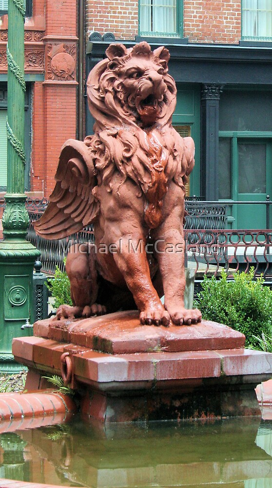 Griffin by Michael McCasland