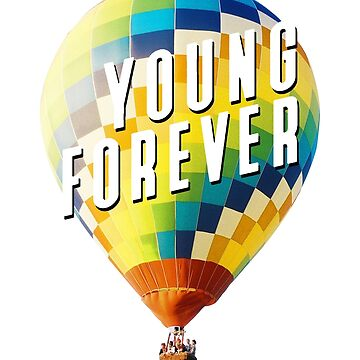 BTS-Young Forever by yikesitsyeya