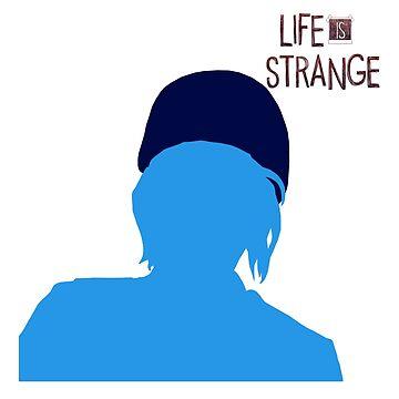 Life is strange - chloe by Trannes