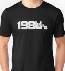 1980's Series 80's Rock Unisex T-Shirt