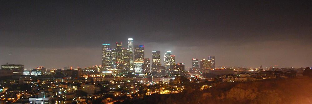 Downtown L.A. by Emily Allison