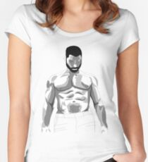 Force Women's Fitted Scoop T-Shirt