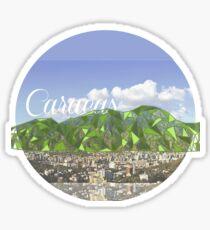 Avila, Caracas, Venezuela Sticker