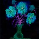 Forget me not- Negative  by Anne Gitto