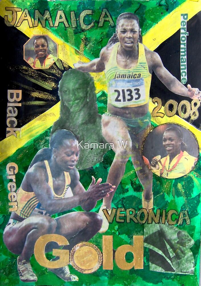 Jamaica's pride by marak