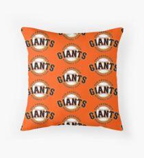 San Francisco Giants   Sports Throw Pillow