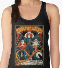 Sanderson Sisters Tour Poster T-Shirt Women's Tank Top