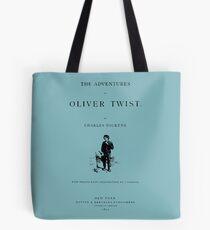 Oliver Twist Tote Bag