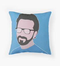 MARC MARON Throw Pillow