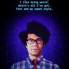 Standard nerds: Moss by tillieke
