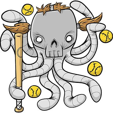 Fastball Octopus by cupacu