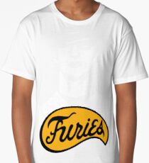 The Warriors Baseball Furies Long T-Shirt