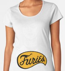 The Warriors Baseball Furies Women's Premium T-Shirt