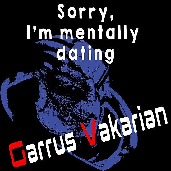 dating garrus