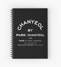 CHANYEOL von PARK CHANYEOL Spiralblock