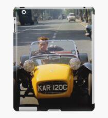 The Prisoner - Lotus iPad Case/Skin