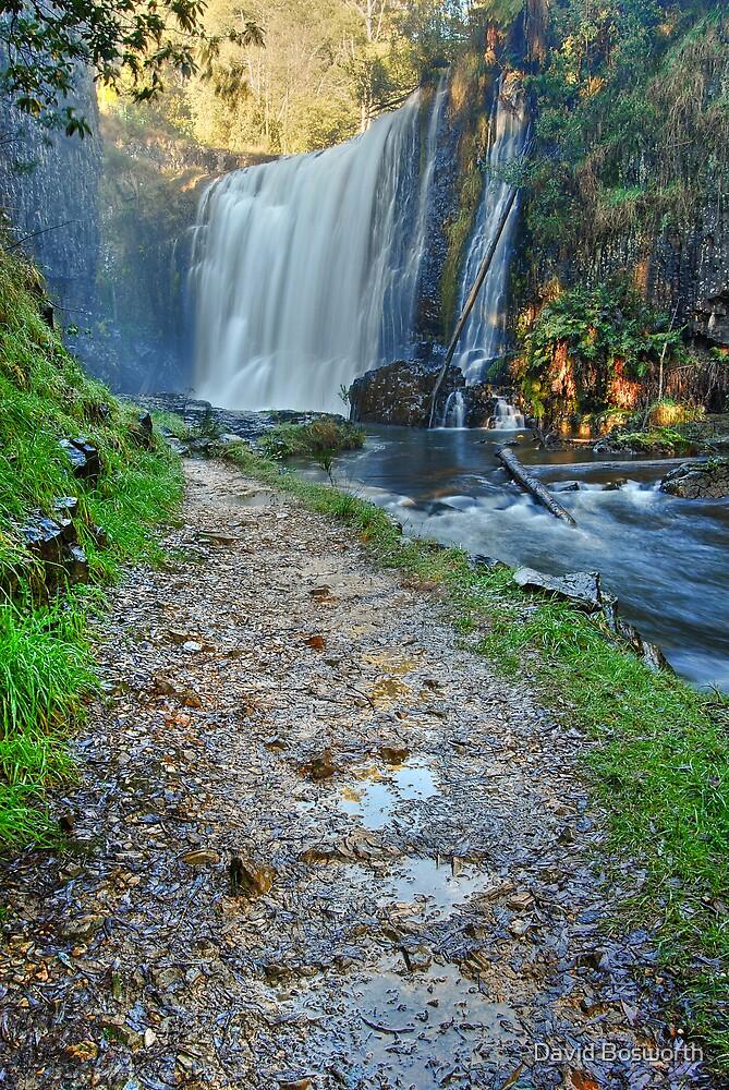 Guide Falls Ridgley.... by David Bosworth