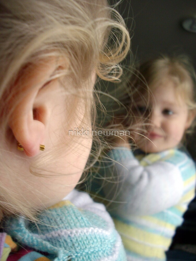 New earrings by nikki newman