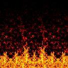 Blazzin Coals by RicksPix