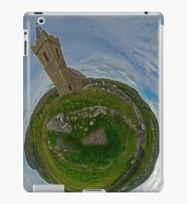 Glencolmcille Church - Sky Out iPad Case/Skin