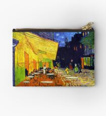 Cafe Terrace at Night - Van Gogh Studio Pouch