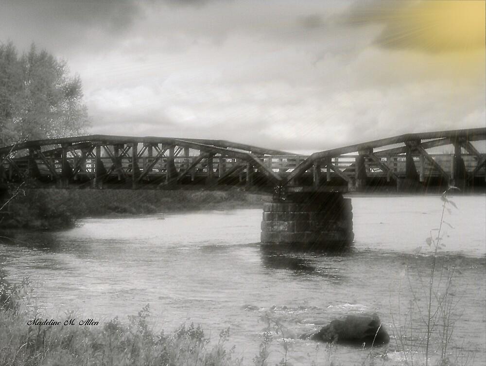 The Truss Bridge by Madeline M  Allen