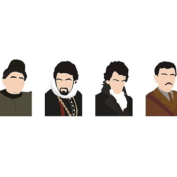 Blackadder - Block Style by ComedyQuotes