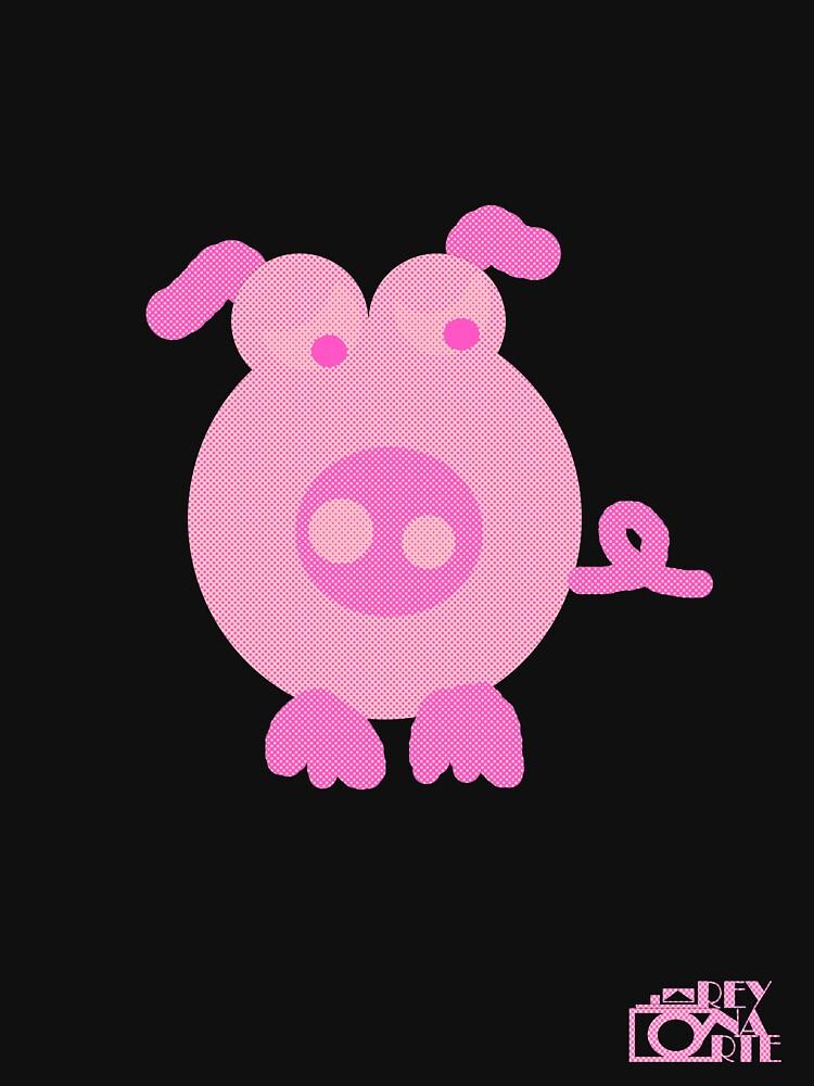 Piggy by reynarte