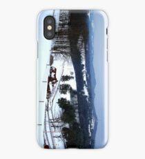 snow magic iPhone Case