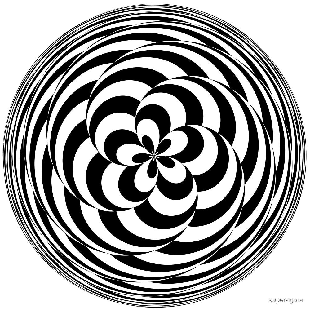 Spiral Art  by superagora