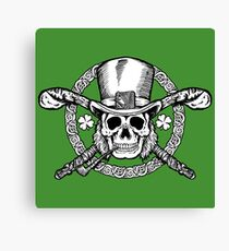 St Paddys Day 15 Canvas Print