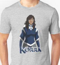 Korra Portrait S2 T-Shirt
