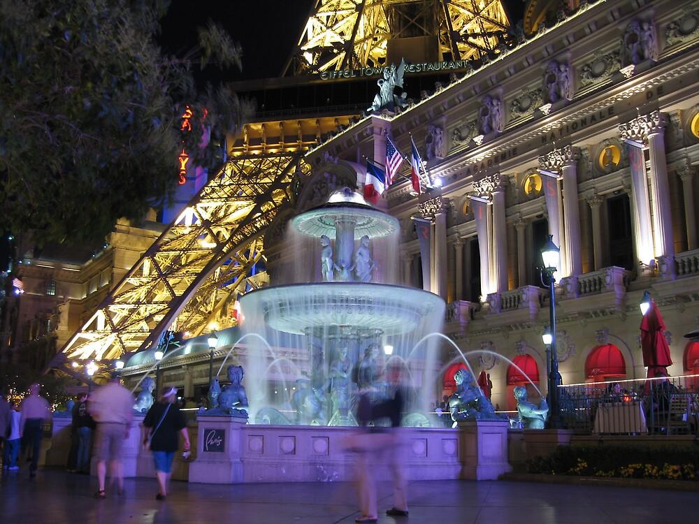 Paris du America by Amanda  Burns
