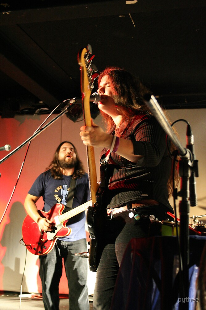 The Magic Numbers @ The Corner Hotel by pythee