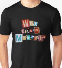 Who Killed Markiplier? Unisex T-Shirt