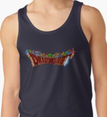 Dragon Quest (SNES) Enemies Tank Top