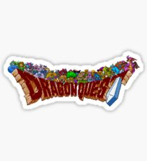 Dragon Quest (SNES) Enemies Sticker
