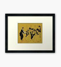 Create Art History Framed Print