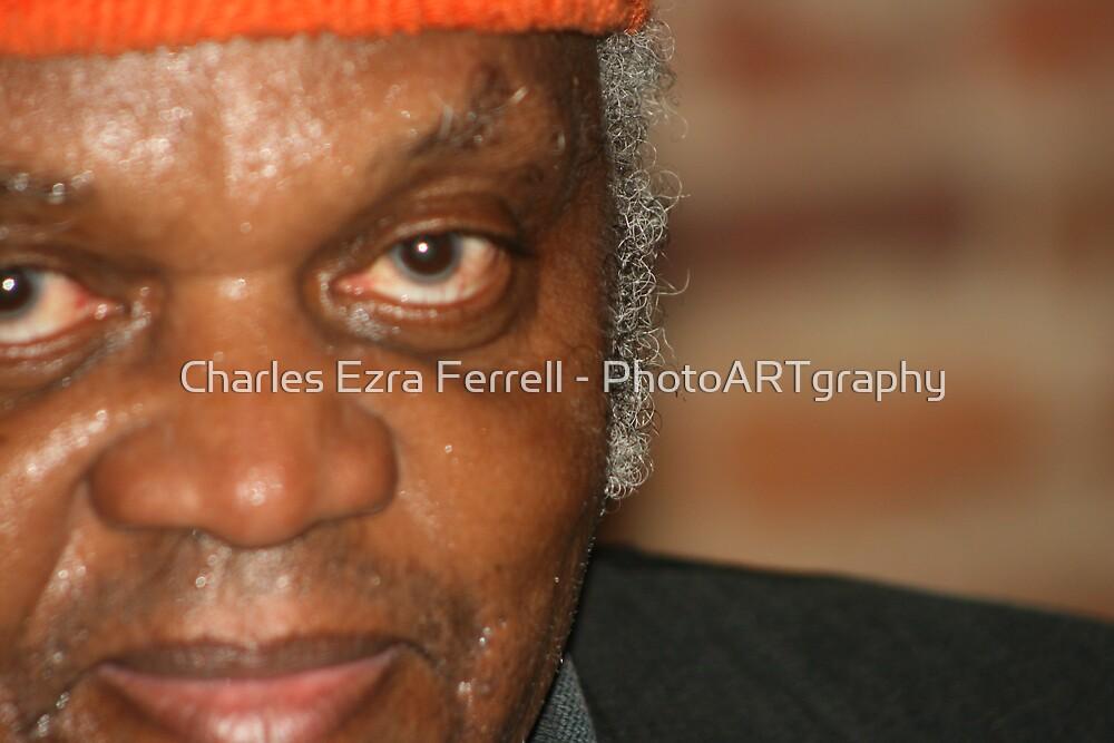 Poet Eyes - Henry Grimes by Charles Ezra Ferrell - PhotoARTgraphy