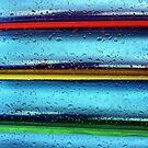Colours in the rain by iamelmana
