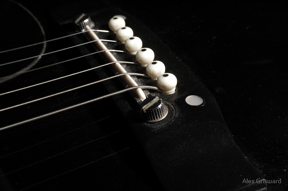 Perfectly Good Guitar #4 by Alex Grisward