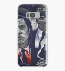 Vincent Vega,Marsellus Wallace, Mia Wallace Samsung Galaxy Case/Skin