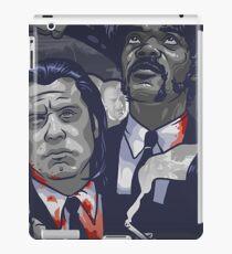 Vincent Vega,Marsellus Wallace, Mia Wallace iPad Case/Skin