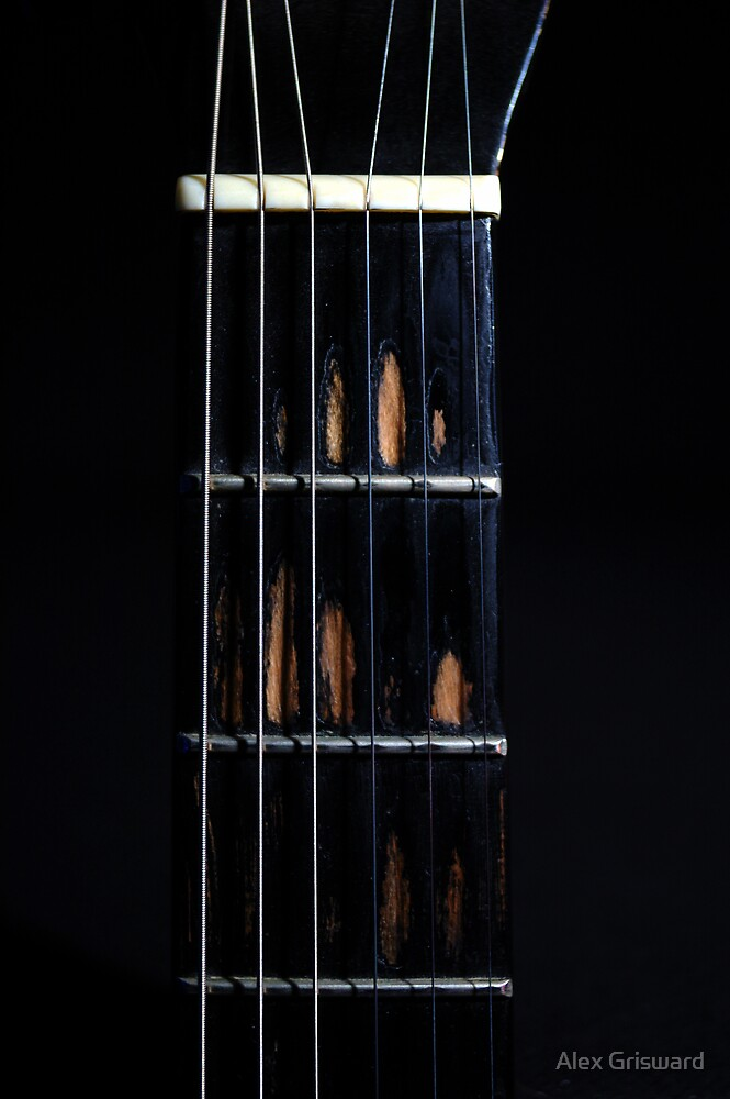 Perfectly Good Guitar #2 by Alex Grisward